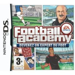 Jaquette de Football Academy DS
