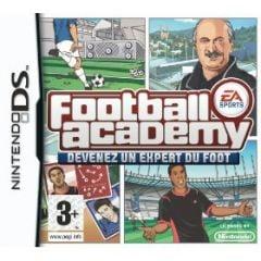 Jaquette de Football Academy DS