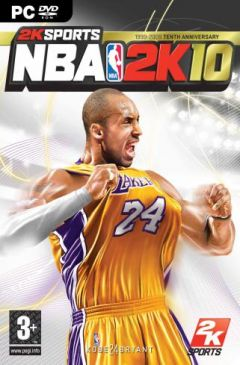 Jaquette de NBA 2K10 PC