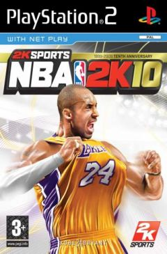 Jaquette de NBA 2K10 PlayStation 2