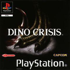 Dino Crisis (PlayStation)
