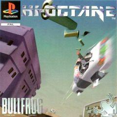 Jaquette de Hi-Octane PlayStation