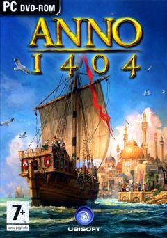 Jaquette de Anno 1404 PC