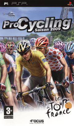Jaquette de Pro Cycling Manager : Saison 2009 PSP