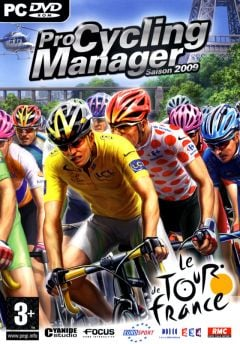 Jaquette de Pro Cycling Manager : Saison 2009 PC