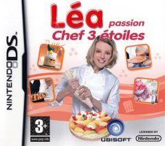 Jaquette de Léa Passion Chef 3 Etoiles DS