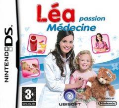 Jaquette de Léa Passion Médecine DS