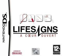 Jaquette de Lifesigns : A Coeur Ouvert DS
