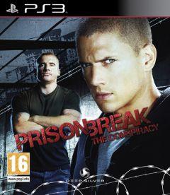 Jaquette de Prison Break : The Conspiracy PS3