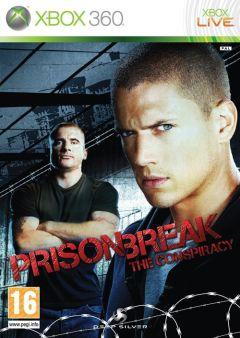 Jaquette de Prison Break : The Conspiracy Xbox 360