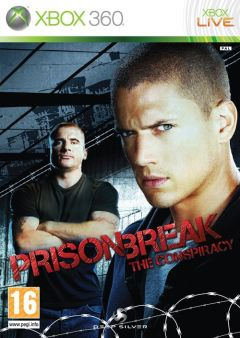 Jaquette de Prison Break : The Conspiracy Xbox 360