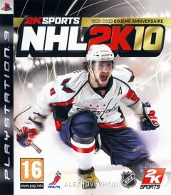 Jaquette de NHL 2K10 PlayStation 3