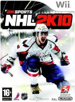 Jaquette de NHL 2K10 Wii