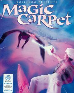 Jaquette de Magic Carpet PC