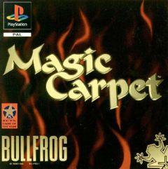 Jaquette de Magic Carpet PlayStation