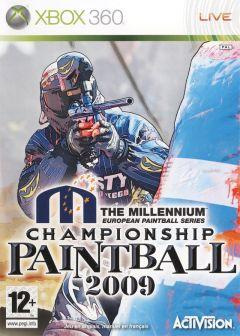 Jaquette de Millenium Series Championship Paintball 2009 Xbox 360