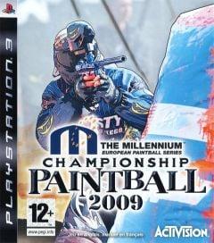 Jaquette de Millenium Series Championship Paintball 2009 PlayStation 3
