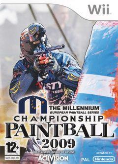 Jaquette de Millenium Series Championship Paintball 2009 Wii