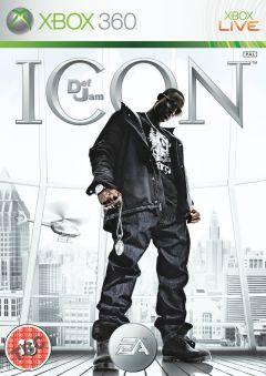 Jaquette de Def Jam : Icon Xbox 360