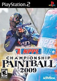 Jaquette de Millenium Series Championship Paintball 2009 PlayStation 2