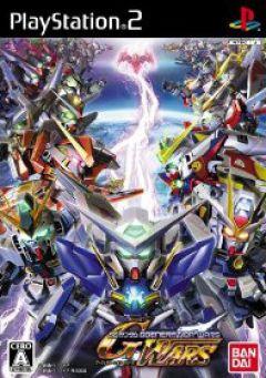 Jaquette de SD Gundam G Generation Wars PlayStation 2