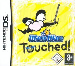 Jaquette de Wario Ware : Touched ! DS