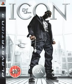 Jaquette de Def Jam : Icon PlayStation 3