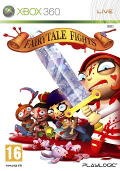 Jaquette de Fairytale Fights Xbox 360
