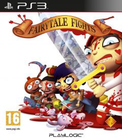 Jaquette de Fairytale Fights PS3