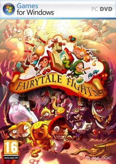 Jaquette de Fairytale Fights PC