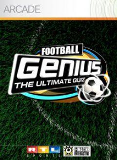Jaquette de Football Genius - Genius Quiz Xbox 360