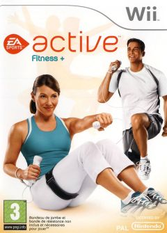 Jaquette de EA Sports Active Fitness + Wii
