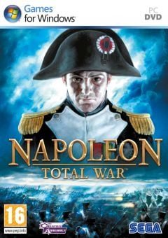 Jaquette de Napoleon : Total War PC