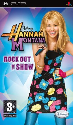 Jaquette de Hannah Montana : Le Film PSP