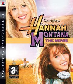 Jaquette de Hannah Montana : Le Film PlayStation 3