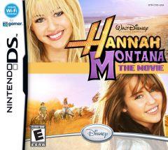 Jaquette de Hannah Montana : Le Film DS