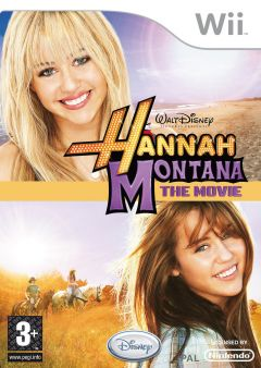 Jaquette de Hannah Montana : Le Film Wii