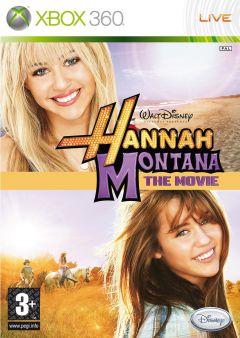 Jaquette de Hannah Montana : Le Film Xbox 360