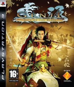 Jaquette de Genji : Days of the Blade PlayStation 3