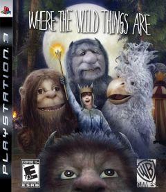 Jaquette de Max et les Maximonstres PlayStation 3