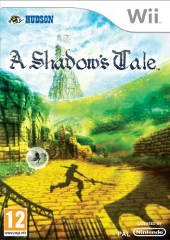 Jaquette de A Shadow's Tale Wii