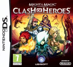 Jaquette de Might & Magic : Clash of Heroes DS