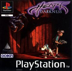 Jaquette de Heart of Darkness PlayStation