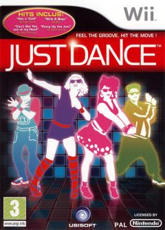 Jaquette de Just Dance Wii