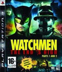 Jaquette de Watchmen : The End is Nigh Parts 1 and 2 PlayStation 3