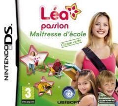 Jaquette de Léa Passion Maîtresse d'Ecole : Classe Verte DS