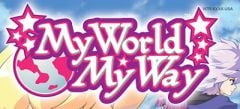 Jaquette de My World, My Way PSP