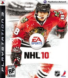 Jaquette de NHL 10 PlayStation 3