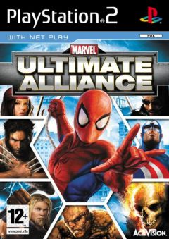 Jaquette de Marvel : Ultimate Alliance PlayStation 2