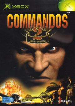 Jaquette de Commandos 2 : Men of Courage Xbox